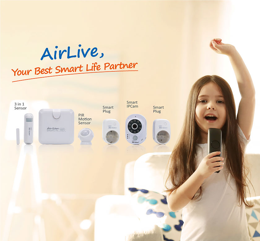 AirLive Smart Home