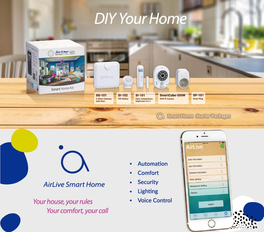 Comprehensive Solution - DIY Your Home