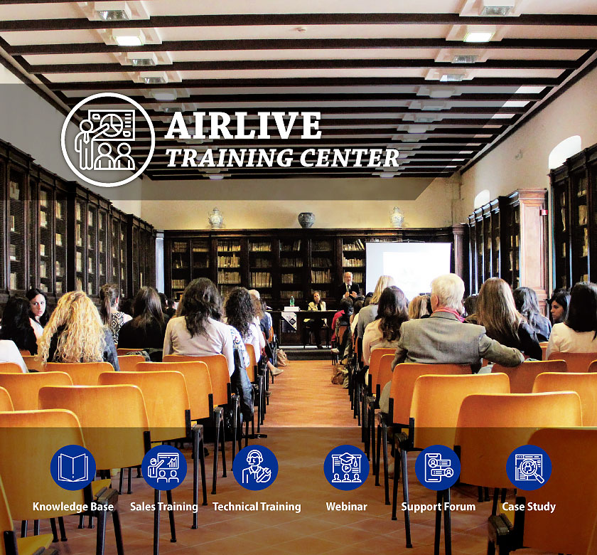 AirLive Training center