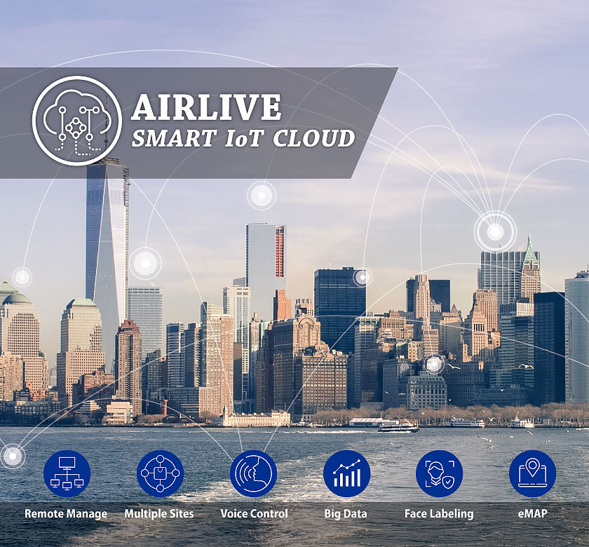 AirLive Smart IoT Cloud