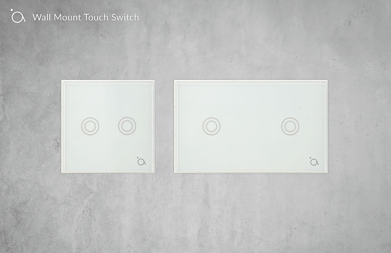 Wall Mount Touch Switch