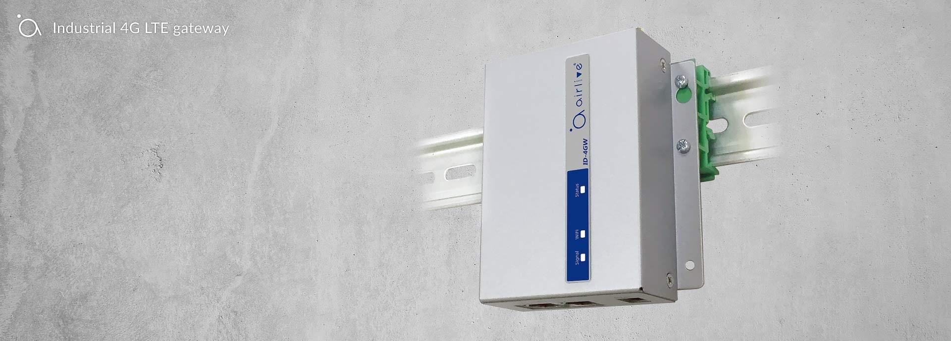 ID-4GW_Indoor 4G LTE Gateway Series_4G LTE Gateway_SMB