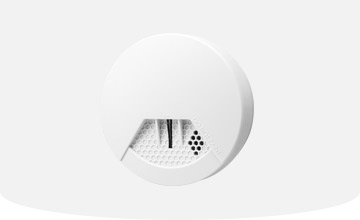 SI-104 Smoke Detector Z-Wave Plus