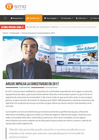AirLive impulsa la conectividad en 2017 (news from distribucion.itsitio.com 170201)