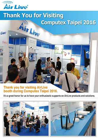 Thank You for Visiting Computex Taipei 2016