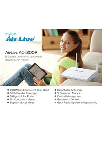 AirLive AC-1200R
