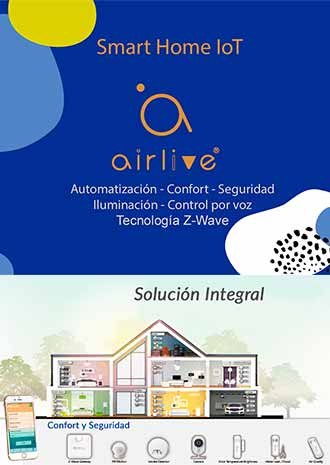 Smart Home Confort y Seguridad