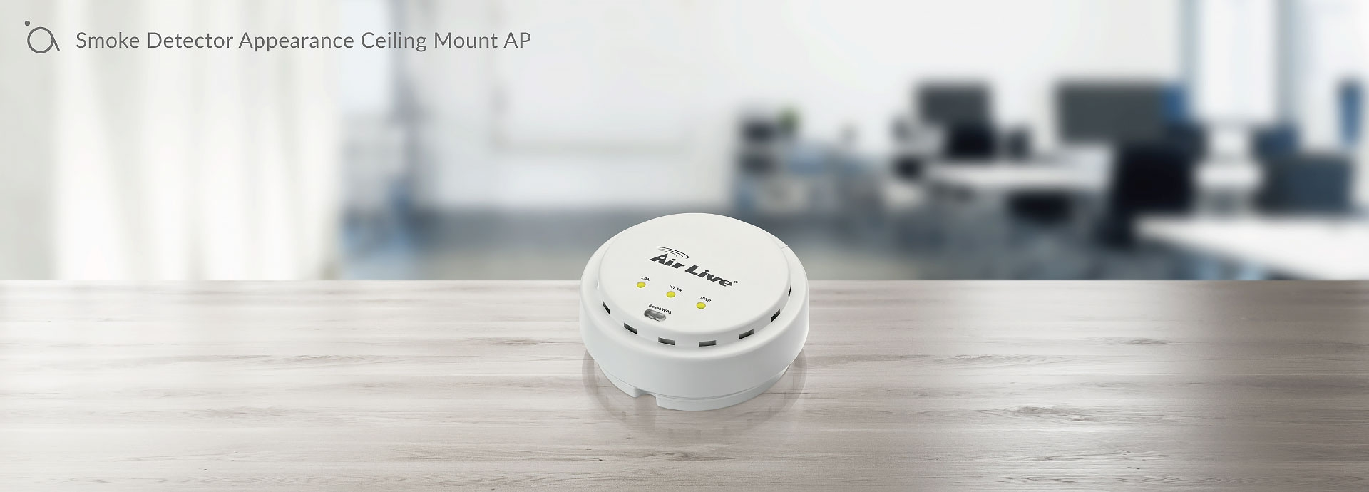 Smoke Detector Appearance Ceiling Mount AP